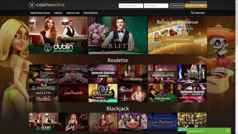Avis casino Extra 2 : notre verdict !